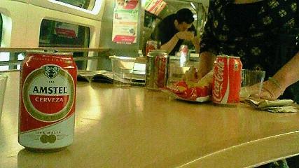 AMSTELビール