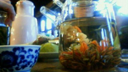 ほっと一息中国茶