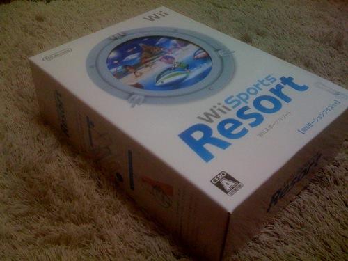 WiiSportsResort!!